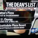 Health Inspection - Recognized by the local news for another good health inspection.