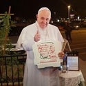 Even the Pope loves Fatso's!