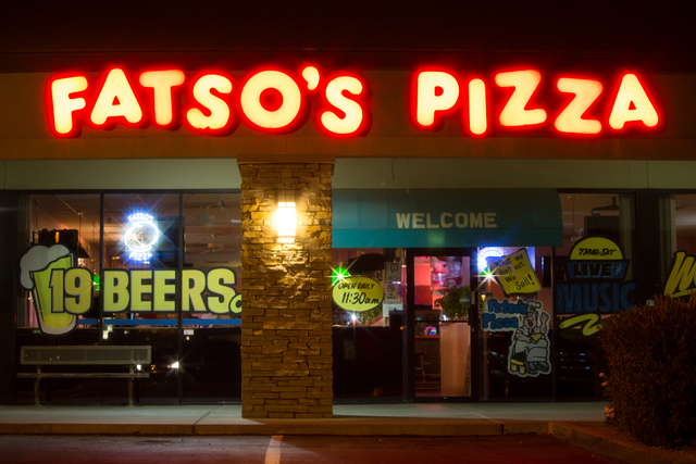 Fatso's Pizza - What We Don't Eat ...We Sell!!!
